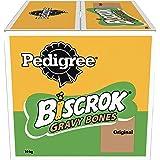 Pedigree Biscrok Gravy Bones Dog Treats Biscuits, 10 kg
