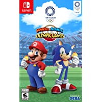 Mario & Sonic at the Olympic Games: Tokyo 2020 for Nintendo Switch by Sega