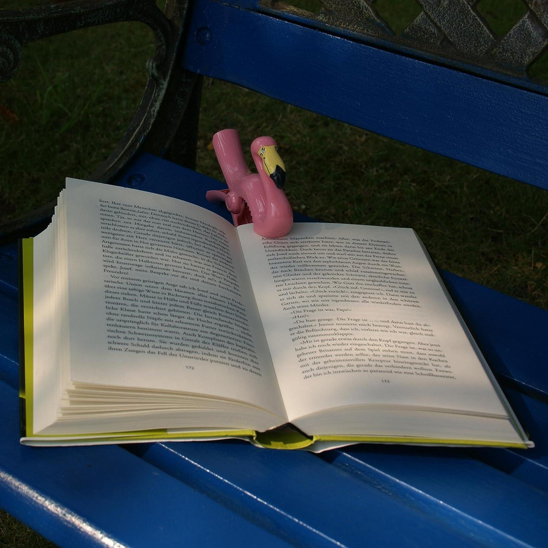 Boca Clips Toalla de grapas Flamingo Varios colores rosa: Amazon.es: Deportes y aire libre