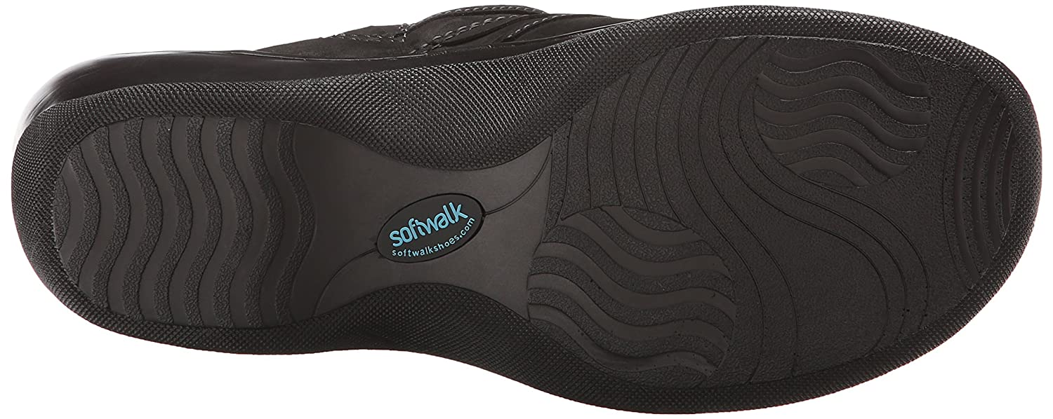 SoftWalk 12 Women's Abby Clog B00RZYX1OG 12 SoftWalk B(M) US|Black Oil a17e21