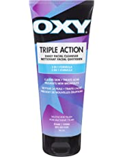 Oxy Triple Action Daily Facial Cleanser 0.41-Inches