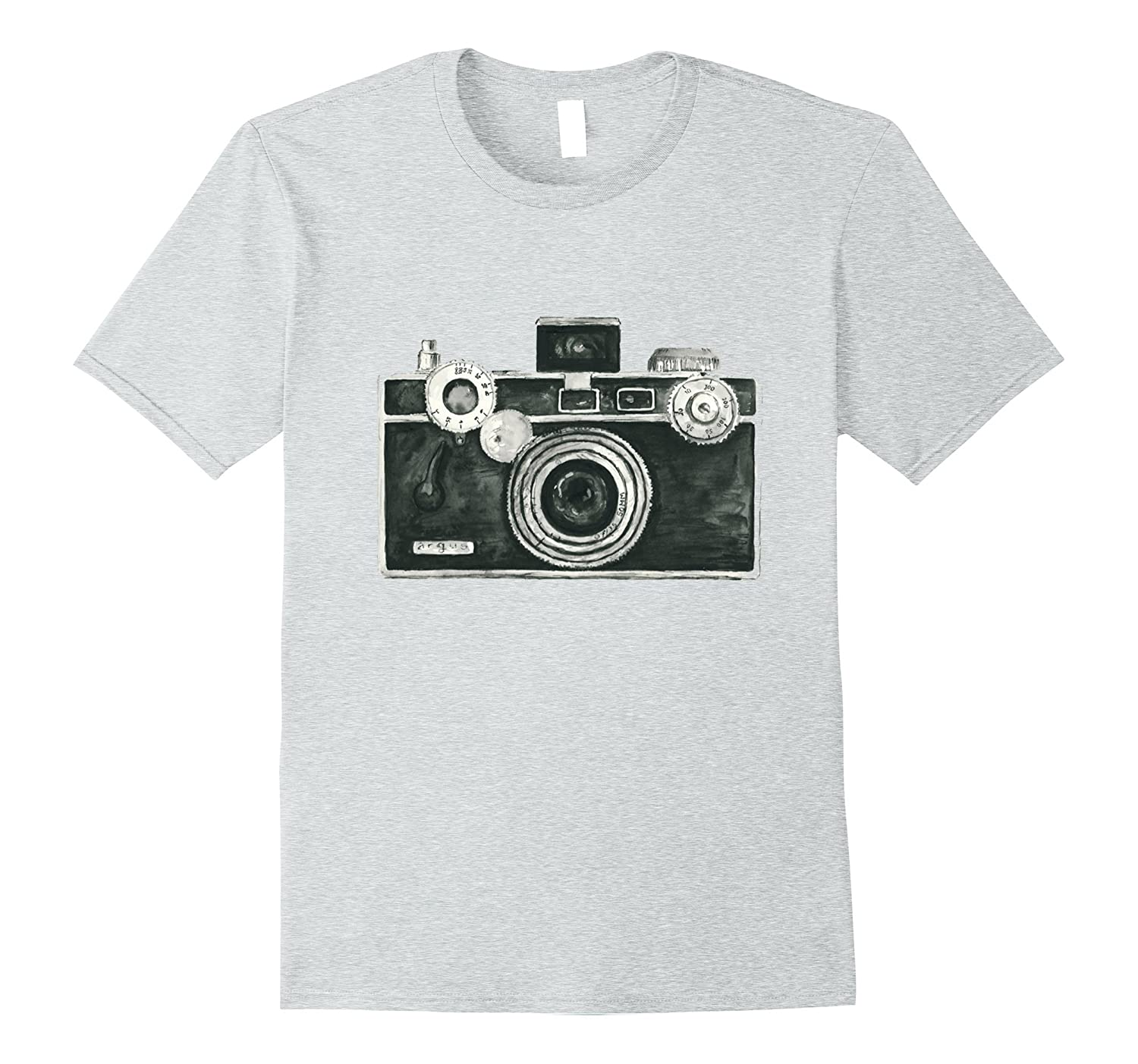 c7905d325f Vintage Retro Camera Art - Photography Lover T-Shirt & Gift-ANZ ...