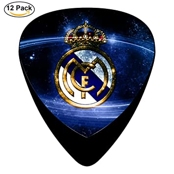 Real Madrid púa de guitarra Bass púa Pick Set £ ¬ fashion Cool ...