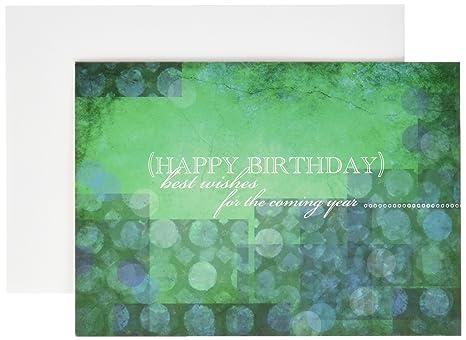 Amazon Ten Contemporary Design Birthday Card Assortment 30