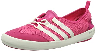 pick up 1d94d 271f8 adidas Climacool Boat Sleek, Womens Trainer, Pink (Bahpnk ...
