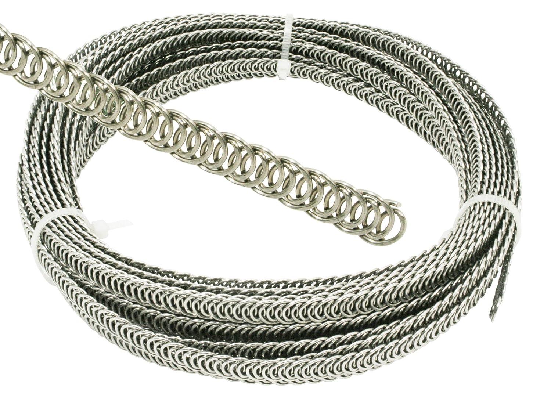 Eloja® Corsage Verstärkung Boning 6 mm Schwarz 46 Meter