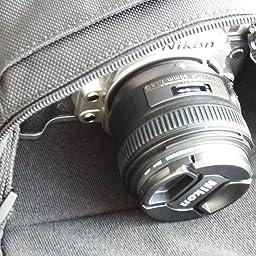 Amazon エレコム 一眼レフ カメラバッグ 2way ショルダー 手提げ 参考収容寸法 210 100 1mm ブラック Dgb S017bk カメラバック ケース 通販