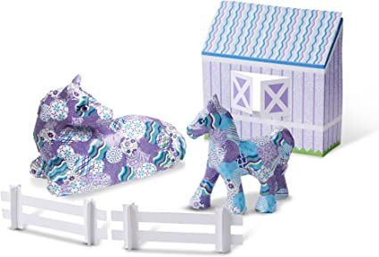 How to make a papier mache horse: make a little stick horse with ...   288x425