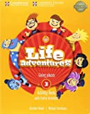 Life Adventures Level 3 Activity Book with Home Booklet and Online Activities