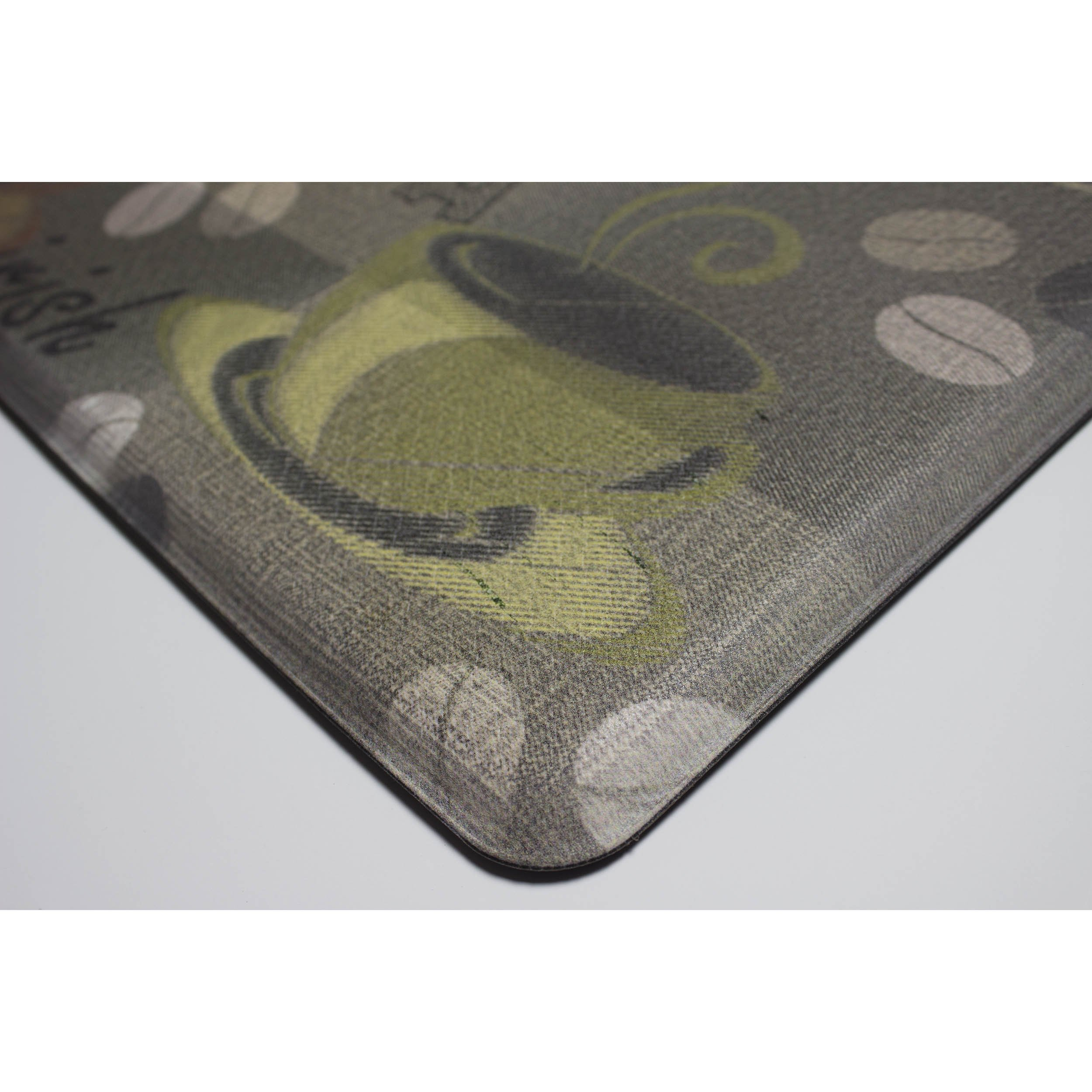 Chef Gear Roasted Coffee Anti-Fatigue Comfort Memory Foam Kitchen Chef Mat, 18 x 30 by Chef Gear (Image #2)