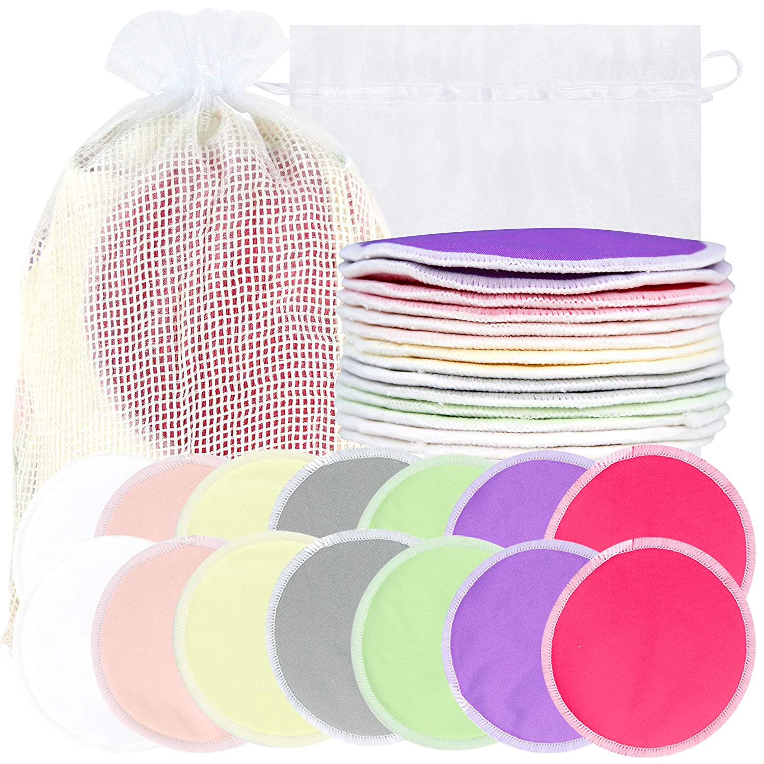 Simplisse Washable Breast Pads 4 ct
