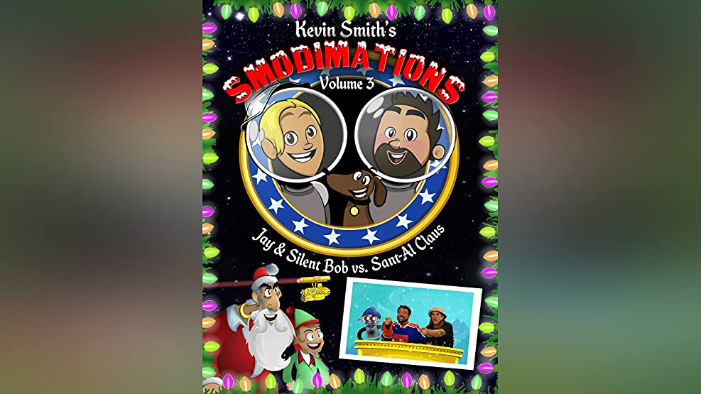 Kevin Smith's Smodimations: Volume 3 -