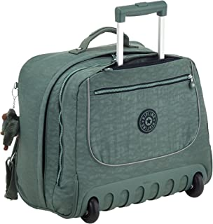 Kipling MANARY Cartable, 42 cm, 26.5 liters, Bleu (True Jeans)