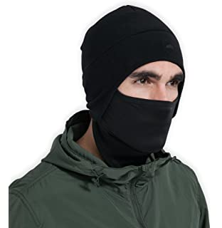 c42dd69c Helmet Liner Skull Cap Beanie with Ear Covers. Ultimate Thermal Retention  and Performance Moisture Wicking