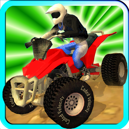 Quad ATV Racing & Stunt Adventure Sim 3D Offroad 4x4