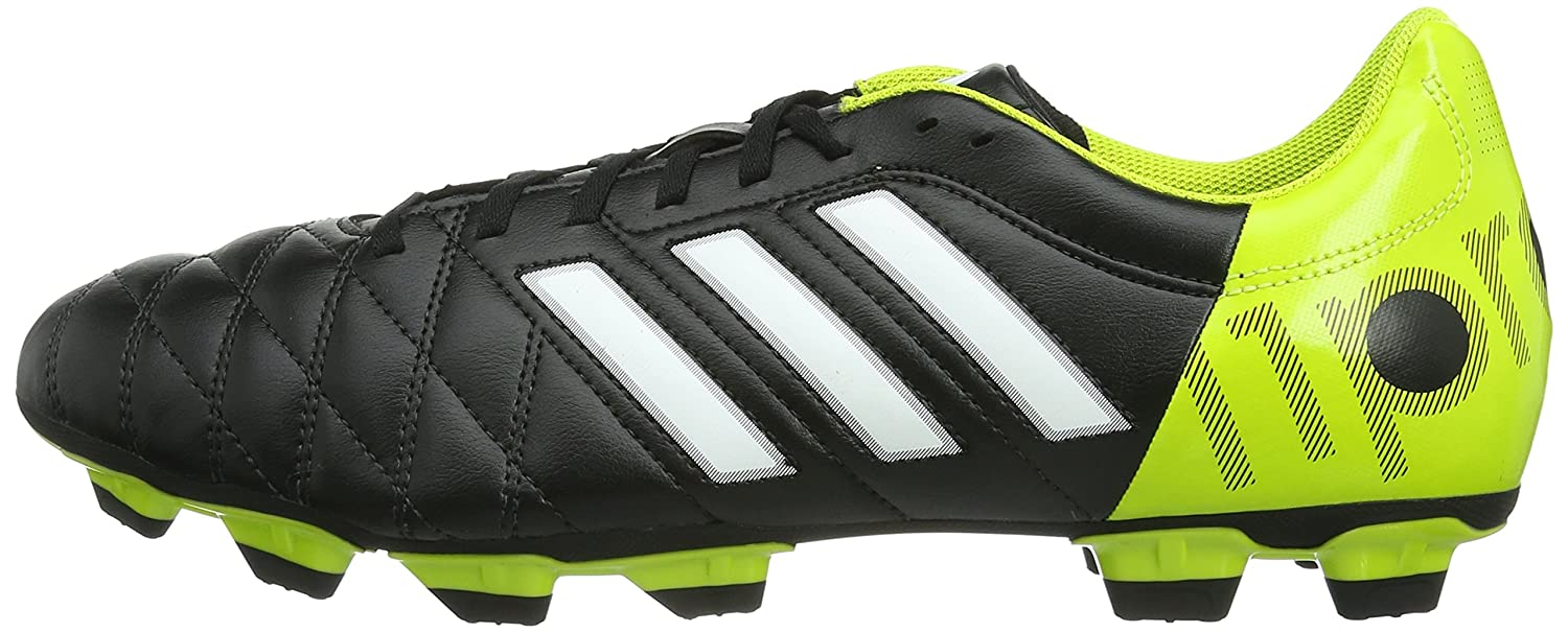 Adidas Performance 11Questra Trx Fg - Zapatillas de fitness de tela hombre, color negro, talla 43 1/3: Amazon.es: Zapatos y complementos