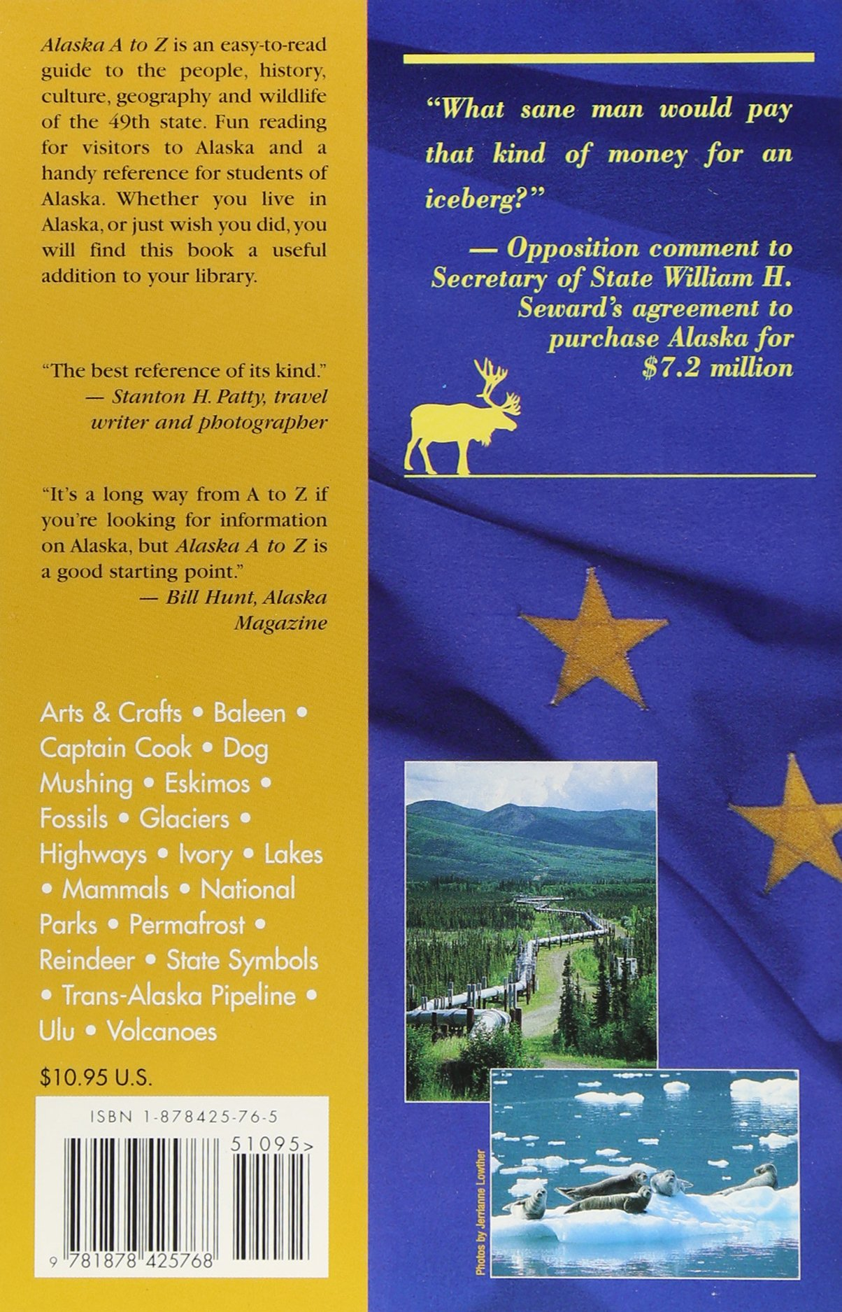 Alaska A To Z A Handy Reference To The Places People History