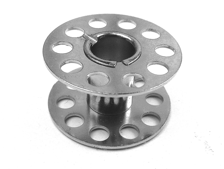 5 Metallspulen Spulen f/ür Privileg N/ähmaschine