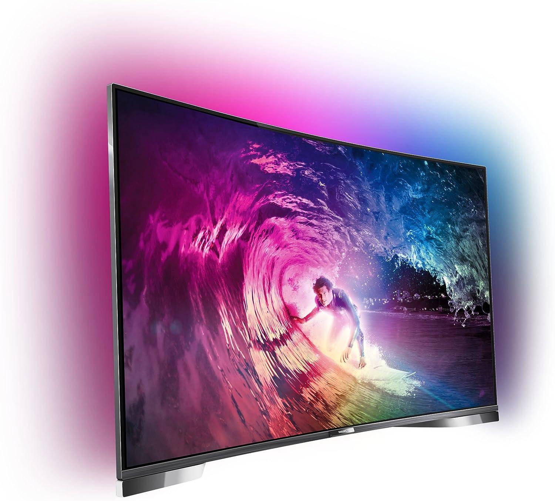 Philips 8900 Curved series - Televisor (4K Ultra HD, 802.11n ...