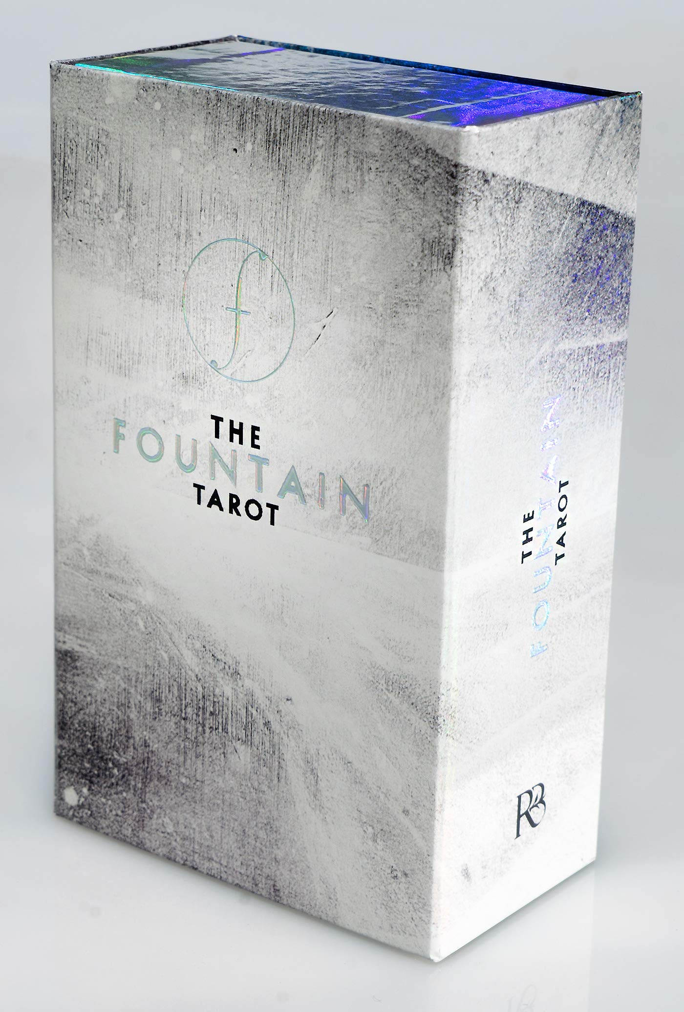 The Fountain Tarot: Illustrated Deck and Guidebook by Roost Books