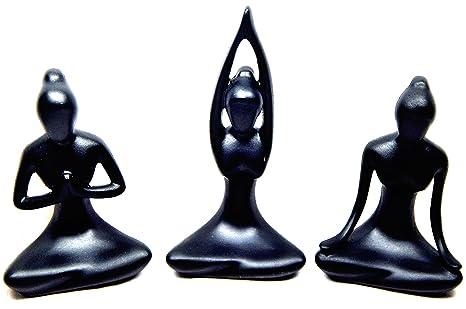 BO Yoga Figura esculturas: Amazon.es: Hogar