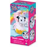 """THE ORB FACTORY LIMITED Plush Craft 3D Unicorn, 76153, Pink/White/Yellow/Grey, 5"""" x 4"""" x 10"""""""