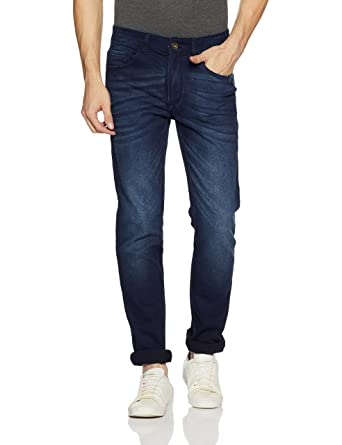 Diverse Men's Relaxed Fit Jeans Jeans at amazon