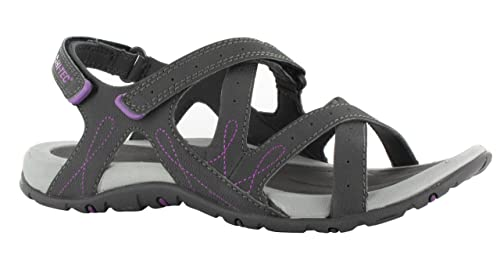 Zapatos grises HI-TEC Waimea para mujer gVmTBpk