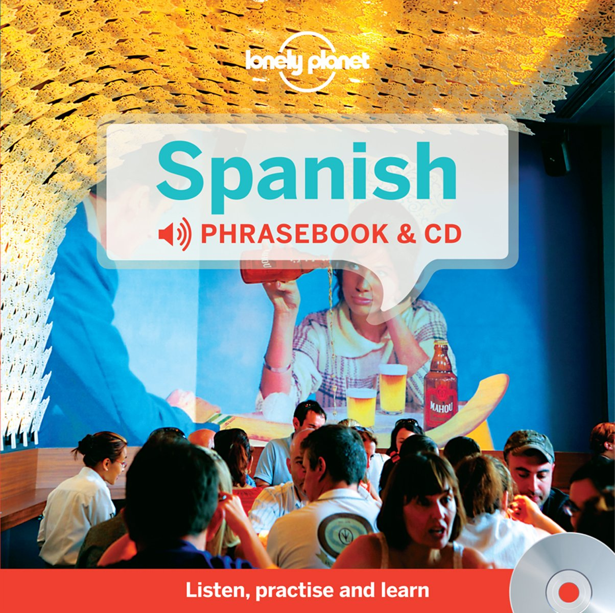 Lonely Planet Spanish Phrasebook and Audio CD (Lonely Planet Phrasebooks)
