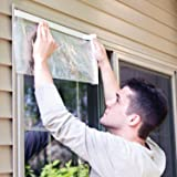 Duck Brand Roll-On Outdoor Extra Large Window/Patio