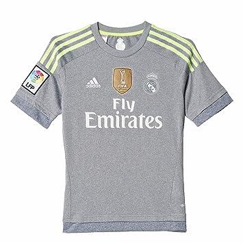 adidas Real A JSY YWC - Camiseta para niño  Amazon.es  Deportes y ... c2c324cc141d9