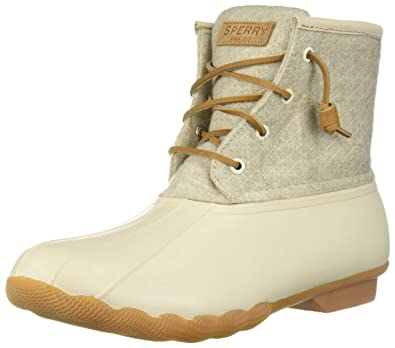 de66e8ea2e6a SPERRY Women s Saltwater Emboss Wool Rain Boot