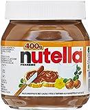 Nutella Pâte à Tartiner aux Noisettes et Au Cacao 400 g