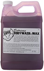 Chemical Guys CWS_107 Extreme Body Wash and Synthetic Wax Car Wash Shampoo