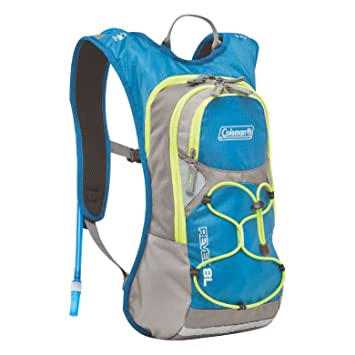 874494e21f Amazon.com  Coleman Revel Hydration Pack  Trails Away