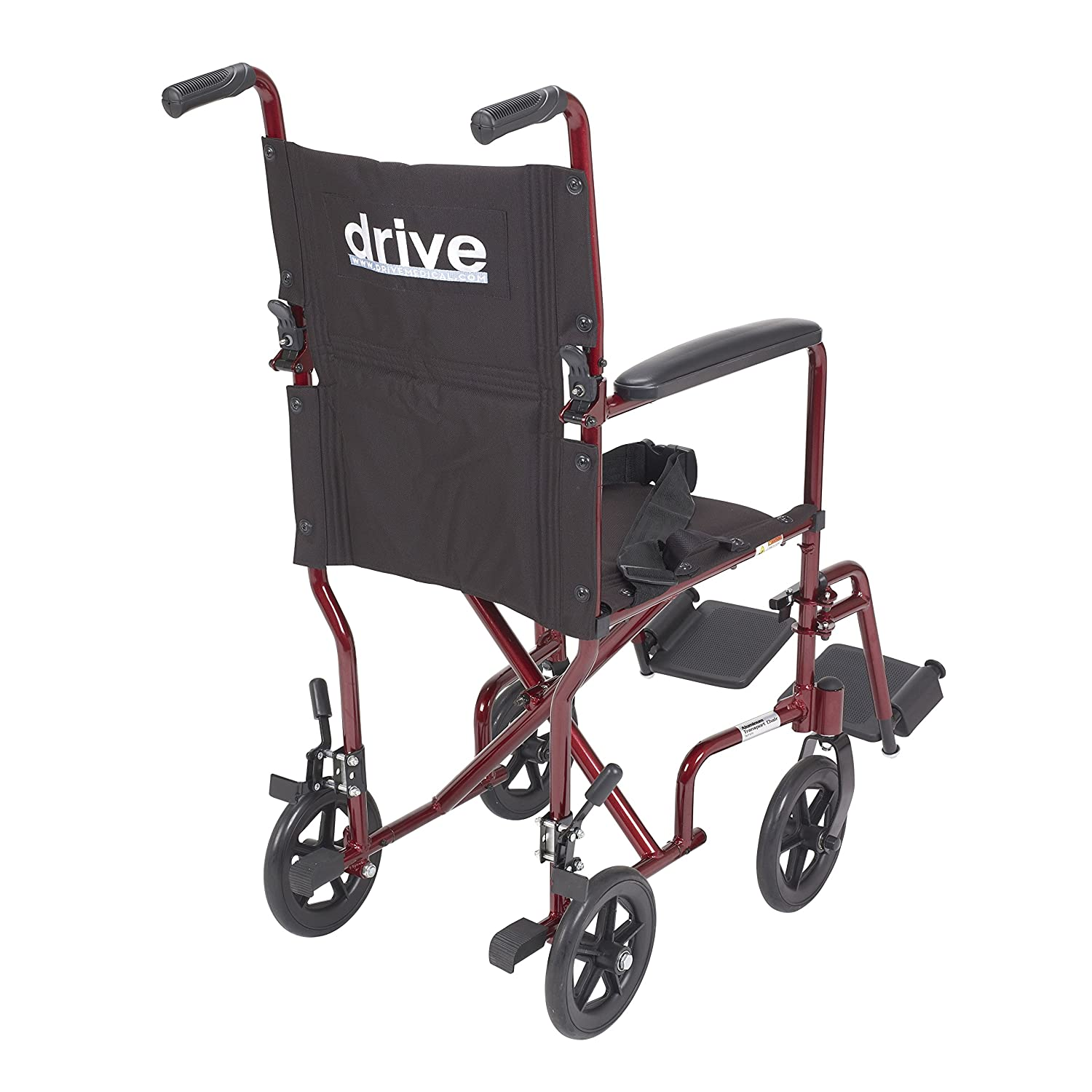 Amazon Drive Medical Deluxe Lightweight Aluminum Transport