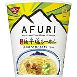 日清 THE NOODLE TOKYO AFURI 限定 柚子塩らーめん 93g×12個