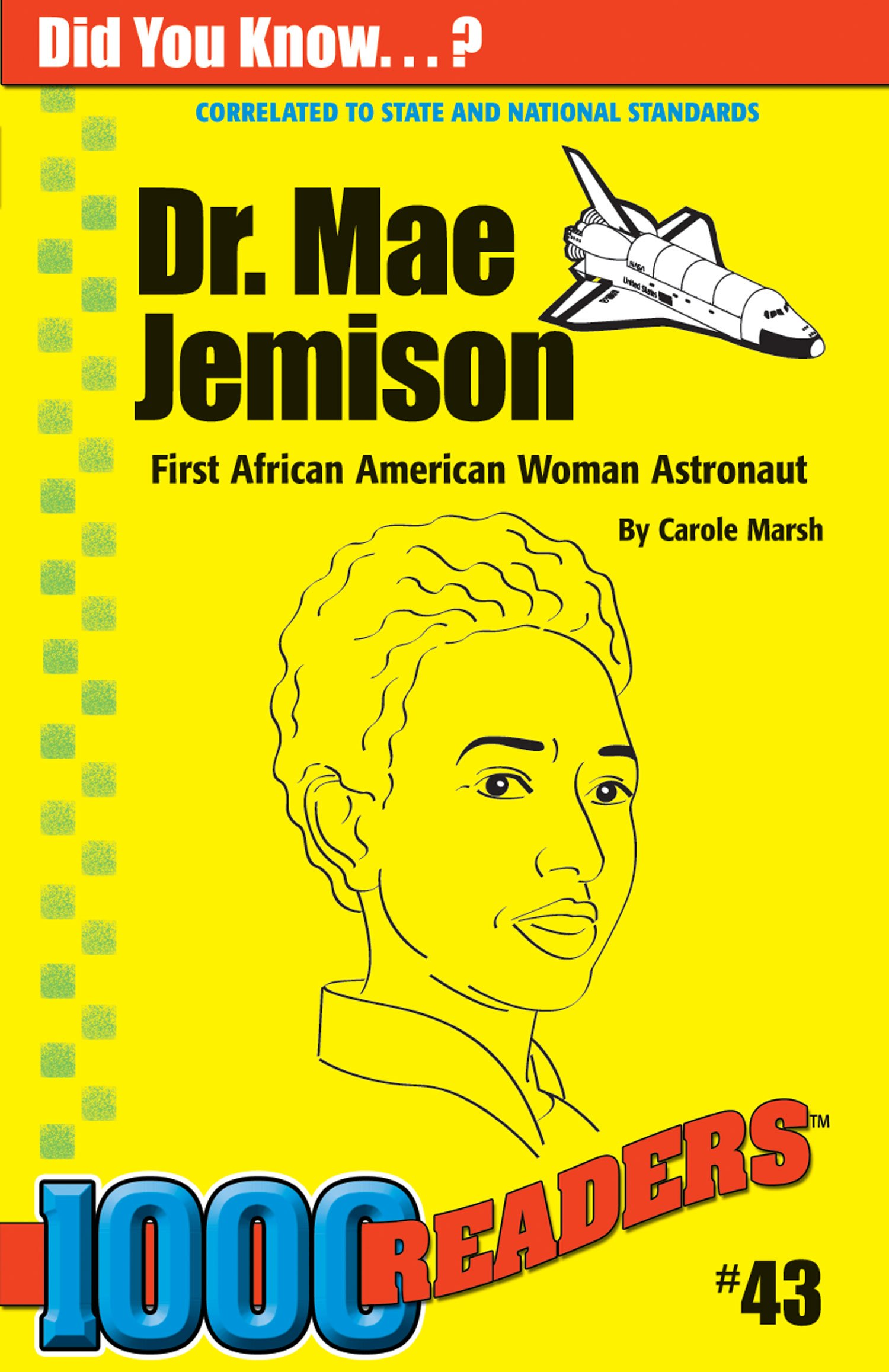 Dr. Mae Jemison: First African American Woman Astronaut (43) (1000 Readers) PDF
