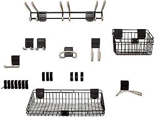 Suncast HSBAK Handiwall Basic Slat Wall Accessory Kit