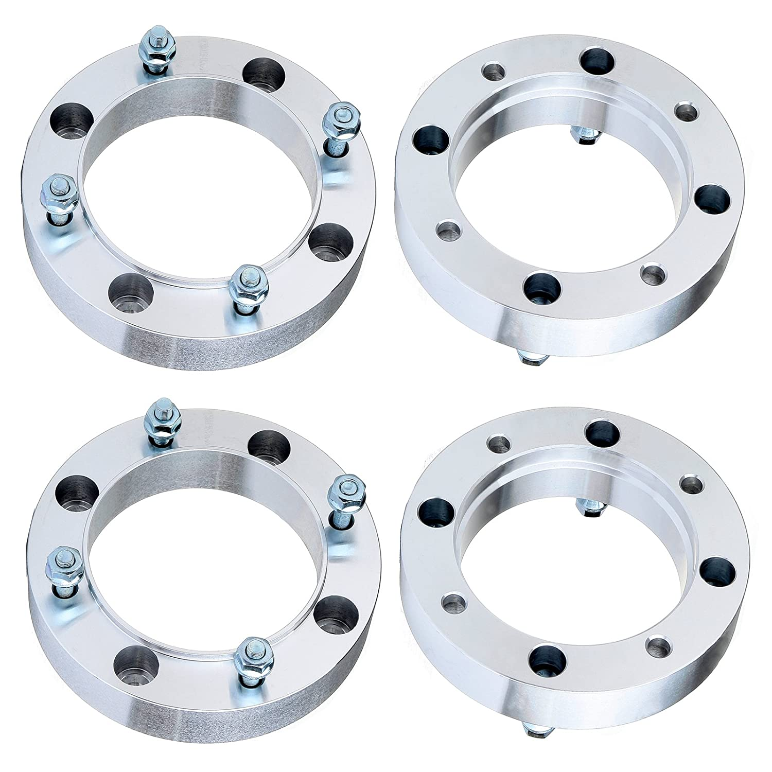 Wheel Spacers 4X156, ECCPP 1.5 inch Wheel Spacers 4 Lugs 4X 38mm 4x156mm for 1996-2012 Polaris Sportsman 500 with 3/8'x24 Studs ECCPP 1.5 inch Wheel Spacers 4 Lugs 4X 38mm 4x156mm for 1996-2012 Polaris Sportsman 500 with 3/8x24 Studs BHBU0503A3356