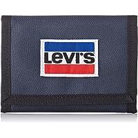 Levi'S Sportswear Patch Trifold Erkek Cüzdan, Mavi (Lacivert), 2X12X9 Cm (B X H T)