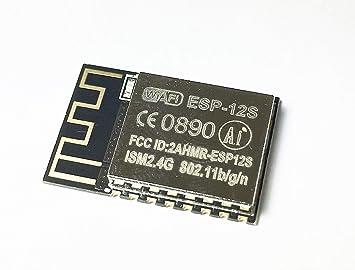 ESP8266 ESP-12E Wireless Remote Serial WiFi Module Transceiver Board AP+STA