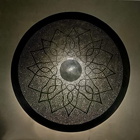 Farol de Paraboll, 75 cm, diseño oriental de Marruecos ...