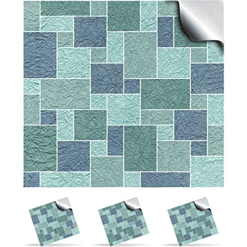Duck Egg Green Kitchen Tiles: Duck Egg Blue Kitchen Accessories: Amazon.co.uk