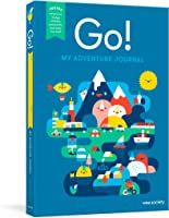 Go! Blue: A Kids' Interactive Travel Diary And