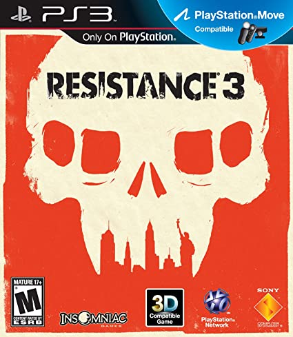 Resistance 3 - Playstation 3 Games at amazon