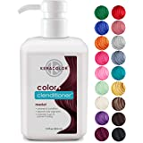 Keracolor Clenditioner Color Depositing Conditioner Colorwash Merlot, 12 Fl Oz