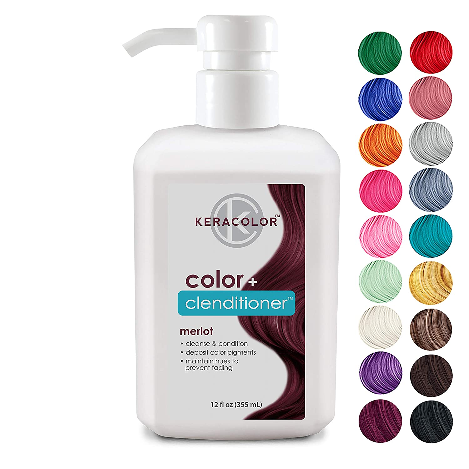 Keracolor Clenditioner - Best professional hair color brand
