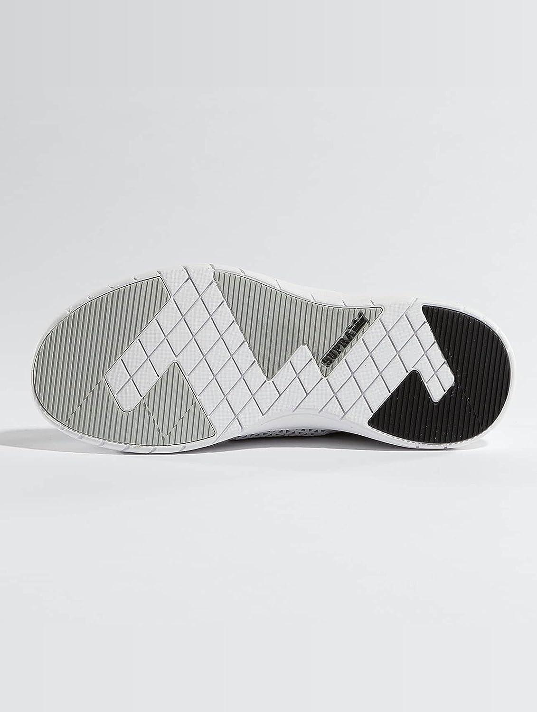 Supra Women's Scissor '18 Shoes B074KJ3ZMX 9.5 M US|White/Silver-white