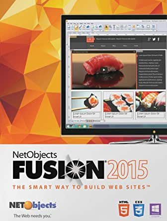 Netobjects Fusion 2015 Upgrade Download Software